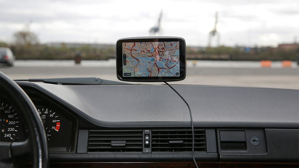 Test Navigationssysteme Und Apps Von Tomtom Co Computer Bild