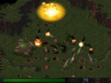 Strategiespiel Earth 2140: Schlacht