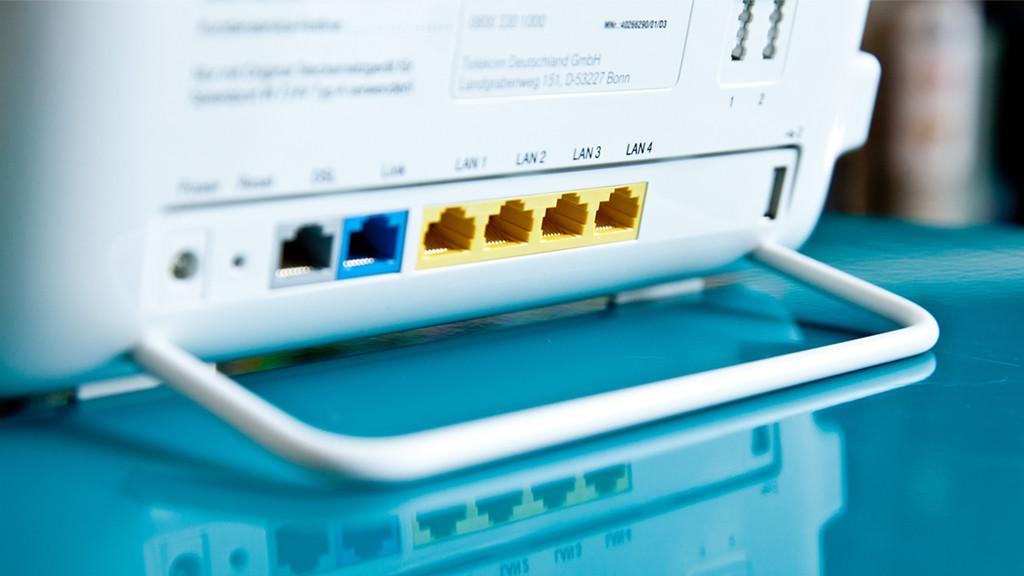 Router, Splitter, Telefon - korrekt anschließen - COMPUTER BILD
