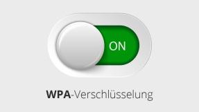 WLAN-Tipp: WPA-Verschl�sselung aktivieren©mipan - Fotolia.com