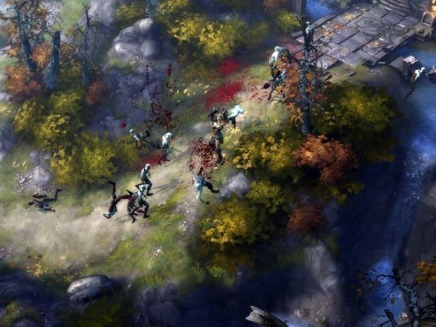Diablo 3: Zombies © Blizzard