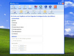 AllDup: Menüpunkt Suchmethode