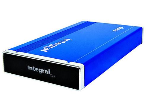 Akasa Integral AK-ENP2SATA: Gehäuse für 3,5-Zoll-Festplatte