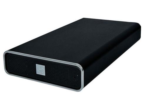 Raidsonic Icy Box IB-361StUS-B-BL: Gehäuse für 3,5-Zoll-Festplatte