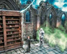 Abenteuerspiel – Dracula Origin: Ruine