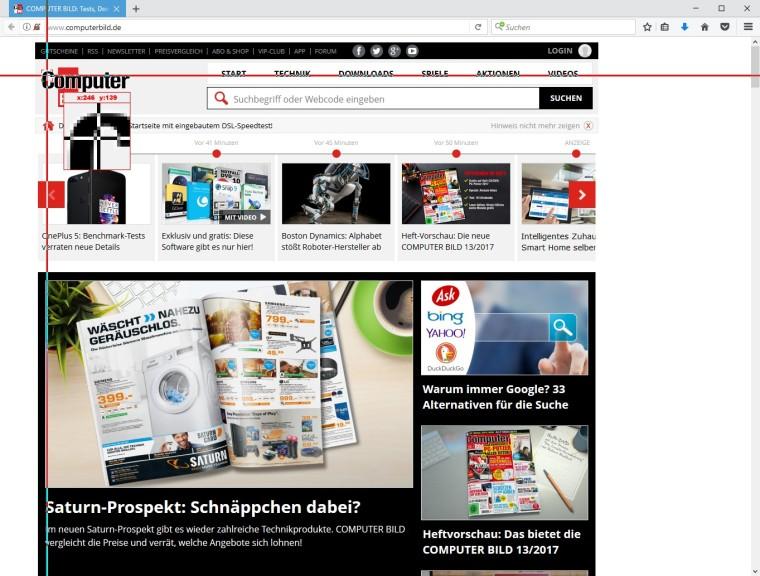 Screenshot 1 - ScreenHunter Free