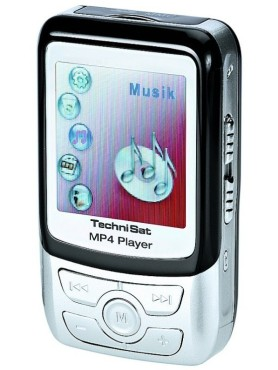 TechniSat MP4 Player