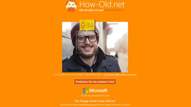 How Old Do I Look (Unterhaltung) ©COMPUTER BILD