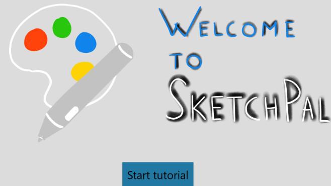 Microsoft SketchPal (Windows-10-App) ©COMPUTER BILD