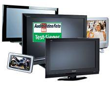 Flachbildfernseher-Testsieger 2008