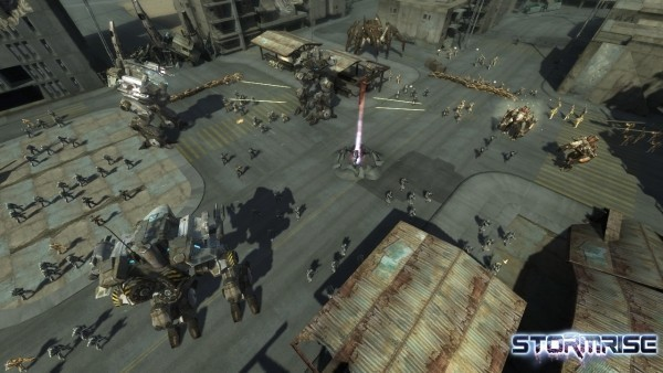 Strategiespiel Stormrise: Front © Creative Assembly