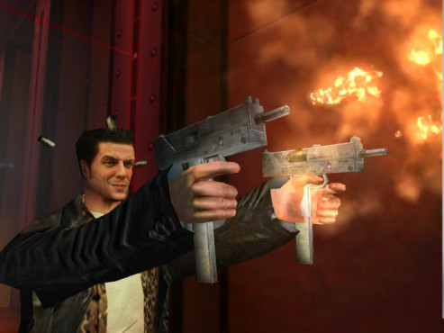 Actionspiel Max Payne 2 - The Fall of Max Payne: Bullet Time