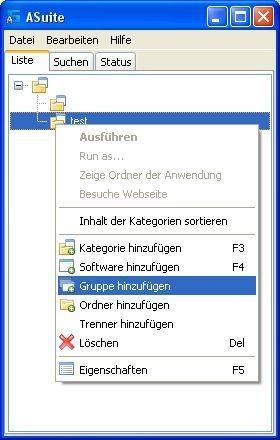 Screenshot 1 - ASuite