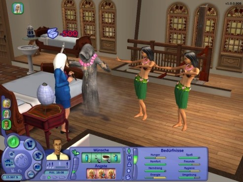 E3-Spielemesse 2003: Sims 2