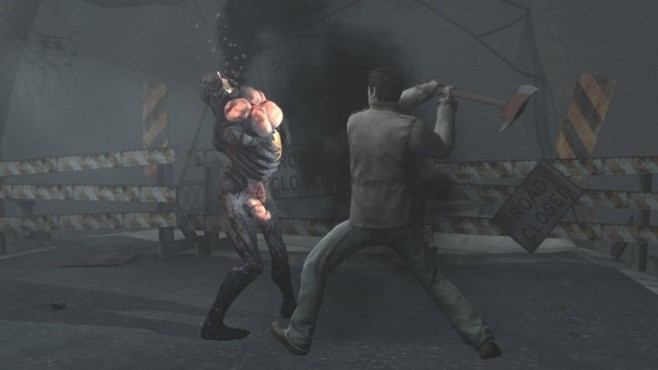 Actionspiel Silent Hill – Homecoming: Axt