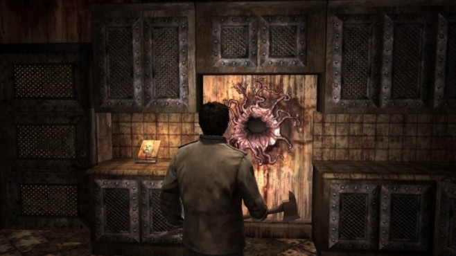 Actionspiel Silent Hill – Homecoming: Küche