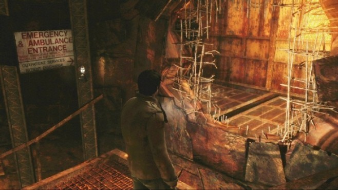 Actionspiel Silent Hill – Homecoming: Loch