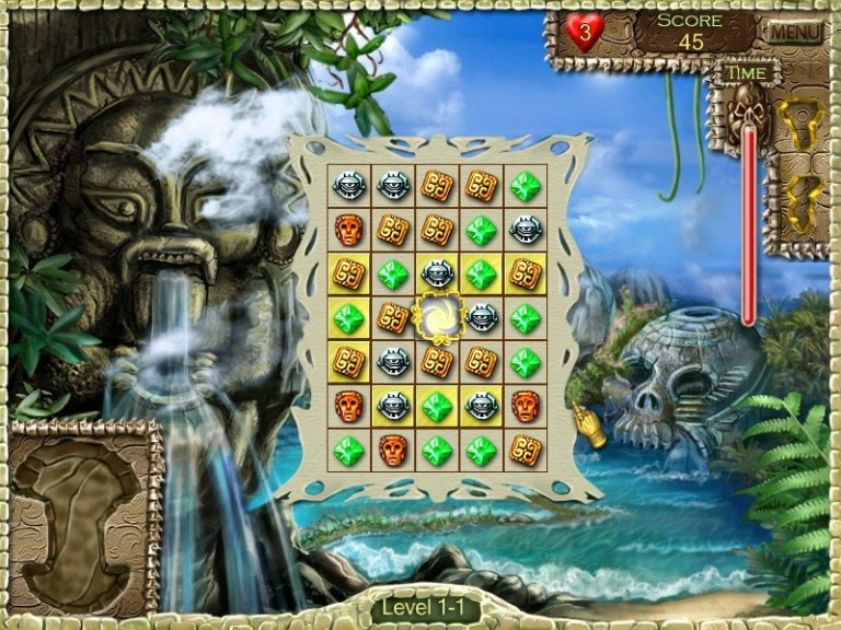 Screenshot 1 - Eldorado Puzzle