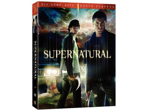 Supernatural (Staffel 1, European Special Collector's Edition) © COMPUTER BILD