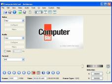 Avidemux - Gratis-Videoschnitt-Software