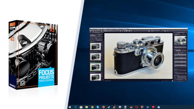 Focus Projects Professional – Kostenlose Vollversion ©COMPUTER BILD
