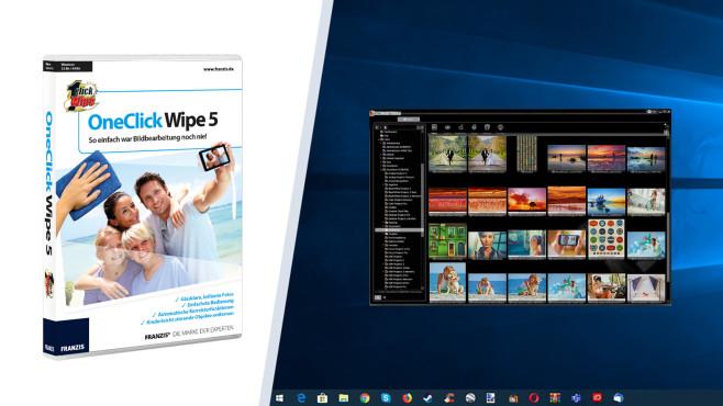 OneClick Wipe 5 – Kostenlose Vollversion ©COMPUTER BILD