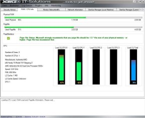 Performance Analyzer and Security Tool
