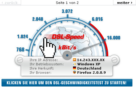 Computerbild Speedtest Dsl Speedtest