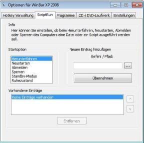 WinBar XP 2008