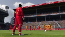 Fußballspiel Pro Evolution Soccer 2009: Freistoß