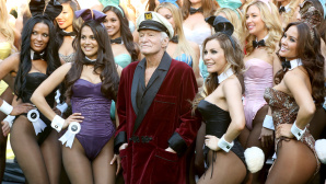 Hugh Hefner wird 90 © Rachel Murray/gettyimages
