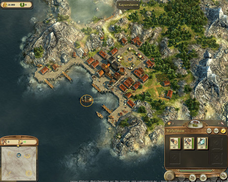 Simulation Anno 1404: Expedition