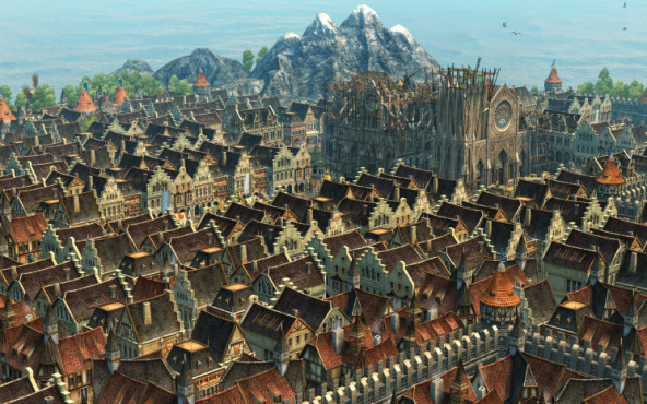 Simulation Anno 1404: Kathedrale