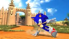 Actionspiel Sonic Unleashed: Wüste