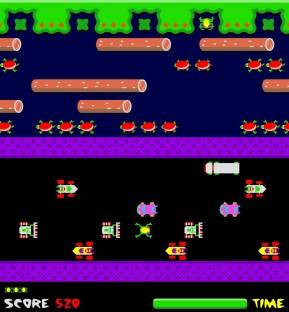 Frogger kostenlos online spielen