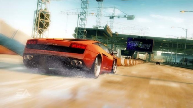 Need for Speed - Undercover: Lamborghini