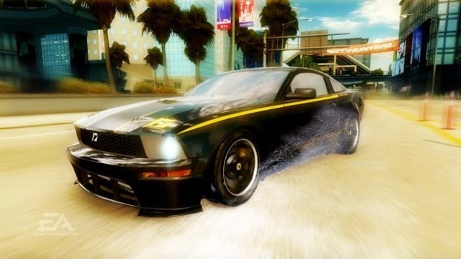 Need for Speed - Undercover: Mustang Neu