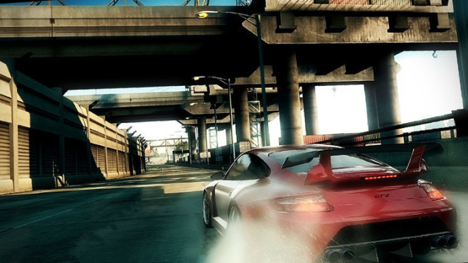 Rennspiel Need for Speed – Undercover: Heckspoiler