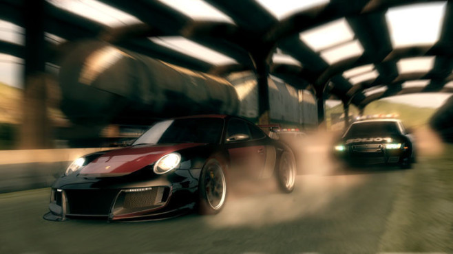 Rennspiel Need for Speed – Undercover: Porsche