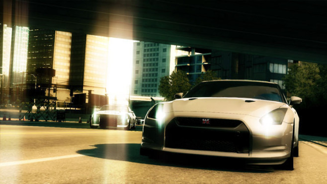 Rennspiel Need for Speed – Undercover: Scheinwerfer