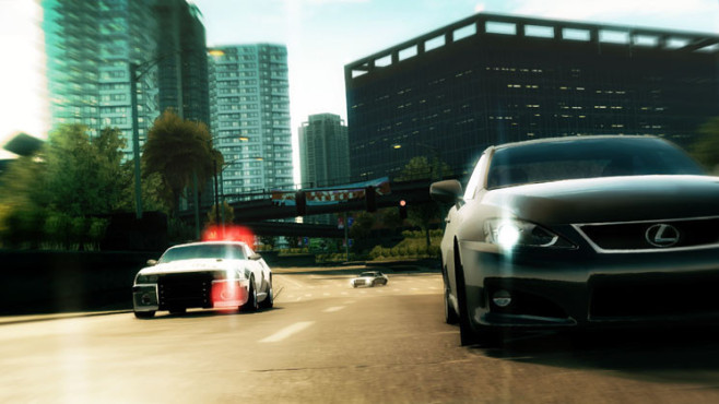 Rennspiel Need for Speed – Undercover: Verfolgung