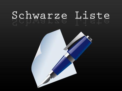 20 nützliche Kaspersky-Tipps Anti-Spam – Schwarze Liste pflegen
