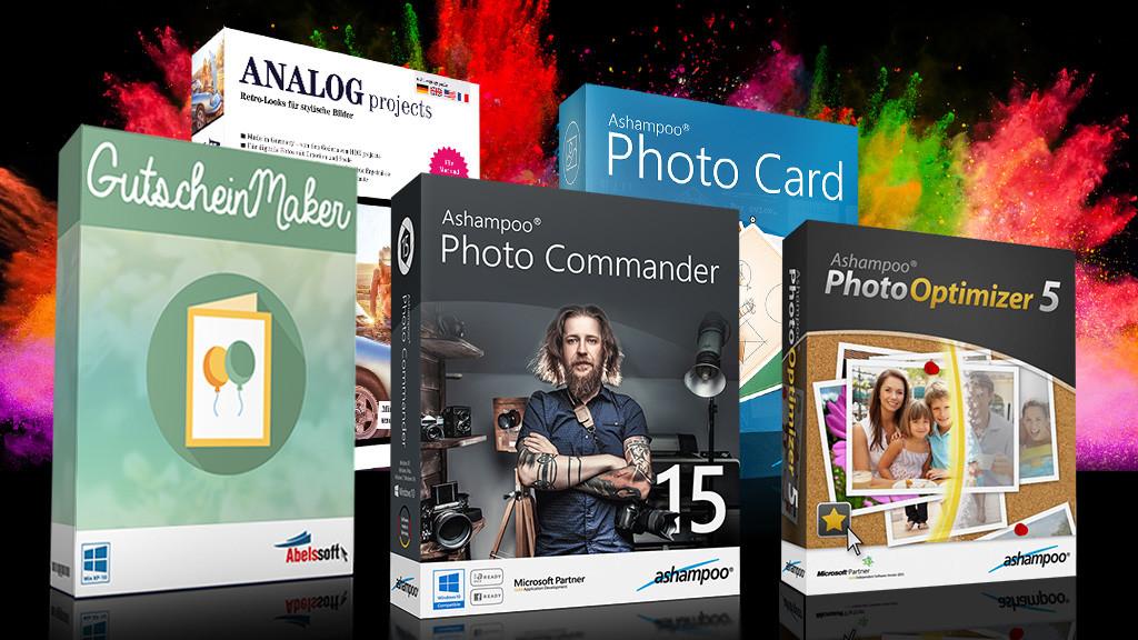 Fotobearbeitung kostenlos: Die beste Freeware - COMPUTER BILD