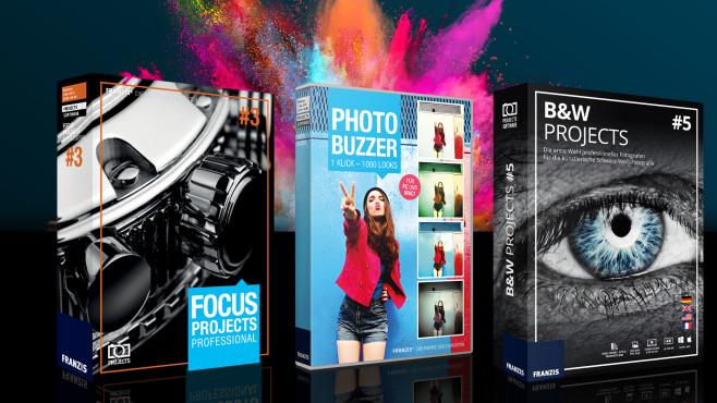 Fotobearbeitung kostenlos: Freeware zum Bilder-Bearbeiten©COMPUTER BILD