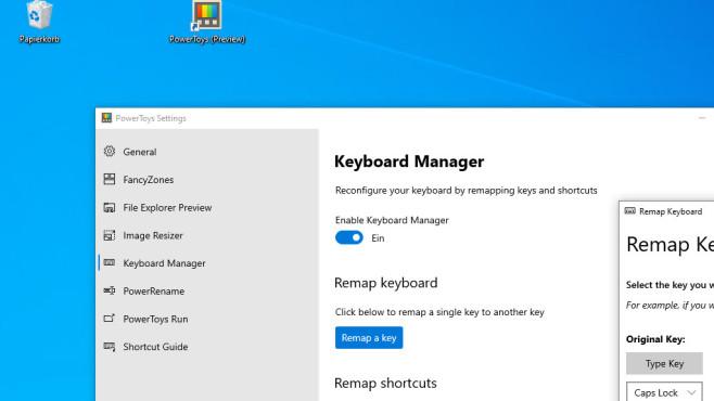 Microsoft PowerToys für Windows 10: System optimieren ©COMPUTER BILD