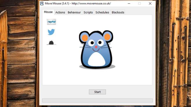 Move Mouse: PC-Aktivität vortäuschen ©COMPUTER BILD