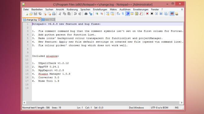 Notepad++: Webseiten-Code leichter eingeben ©COMPUTER BILD