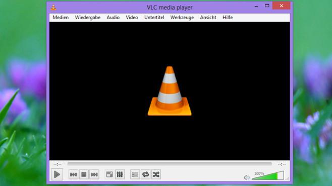 VLC Media Player: Musik und Videos abspielen ©COMPUTER BILD
