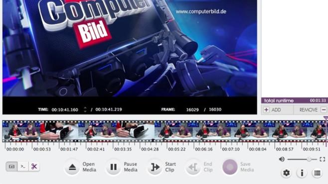 VidCutter: Videos framegenau schneiden ©COMPUTER BILD