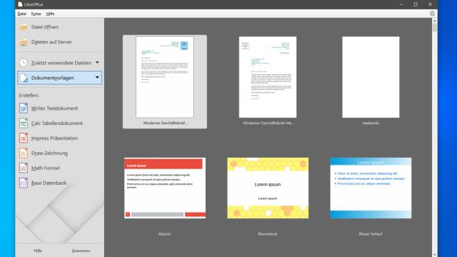 Open-Source-Software: Die besten kostenlosen Helfer für jeden Zweck Die freie Bürosuite LibreOffice basiert auf modernem 64-Bit-Code und ist funktional reichhaltig.©COMPUTER BILD
